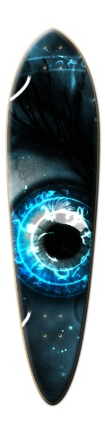 Ancient eye Dart Skateboard Deck