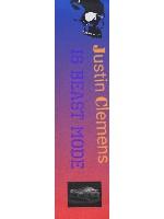 Justin Clemens Custom skateboard griptape