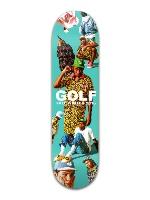 GOLF Park Skateboard 8.5 x 32 1/8