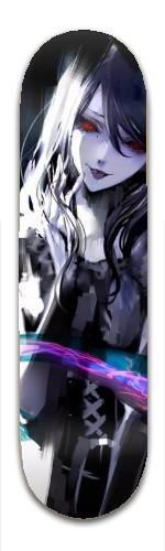 Tokyo ghoul rize deck #1 Park Skateboard 8.5 x 32 1/8