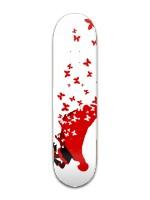 rwby Ruby skateboard deck Park Skateboard 8 x 31 3/4