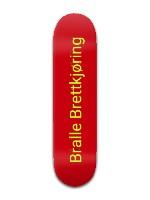 Bralle Park Skateboard 8 x 31 3/4