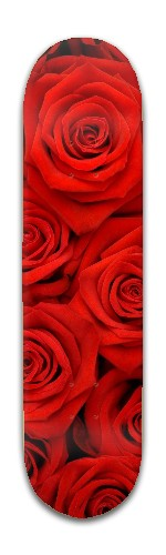 rose skateboard deck Banger Park Skateboard 8 x 31 3/4