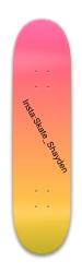 Skate Shayden Park Skateboard 7.88 x 31.495
