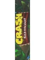 CRASH BANDITCOOT Custom skateboard griptape