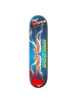 DC Power Nutrition Labs Park Skateboard 8 1/4  x 32