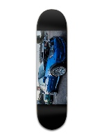 1badsuby Park Skateboard 8 x 31 3/4