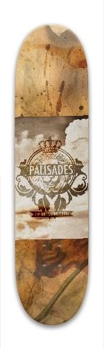 Palisades1 Park Skateboard 7.88 x 31.495