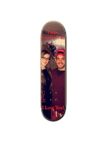 joey v day Park Skateboard 8 1/4  x 32