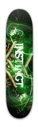 Instinct Park Skateboard 7.88 x 31.495