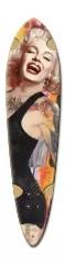 Serena Marie Dart Complete Skateboard Deck v2