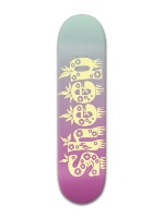 Sheepishly! Park Skateboard 8 x 31 3/4
