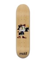 Bombs Away! | natural | motif | Park Skateboard 8 x 31 3/4