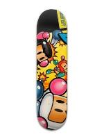 Bomb Squad [edit] | motif Park Skateboard 8 x 31 3/4
