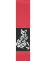Tribal Fox Custom longboard griptape