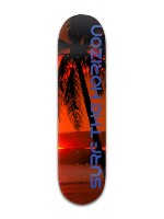 surf the horizon Park Skateboard 8 x 31 3/4