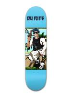 Du Rite Skateboard Park Skateboard 8 x 31 3/4