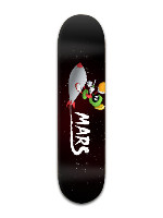 Marvin Martian Park Skateboard 8 x 31 3/4