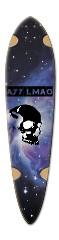 ay lmao Dart Skateboard Deck v2