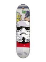 ASE Park Skateboard 7 7/8 x 31 5/8