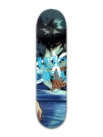Luis Mora Pro Model Park Skateboard 8 x 31 3/4