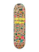"BLUESKY ""bird's eye"" Park Skateboard 8 x 31 3/4"