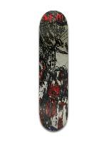 Sfm zombie #1 Park Skateboard 7 3/8 x 31 1/8