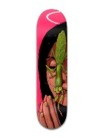Praying mantis style by jetvein Park Skateboard 8 x 31 3/4