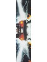 Time Traveler Custom skateboard griptape