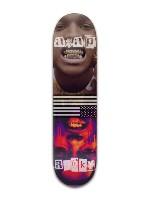 ASAP Rocky Grillz Park Skateboard 8 x 31 3/4