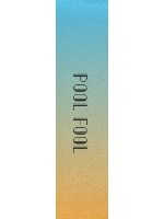 Pool fool Custom longboard griptape