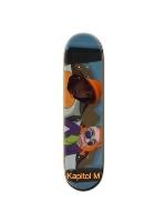 ScoobyM Park Skateboard 8 1/4  x 32