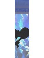 Monetize Aesthetic Custom skateboard griptape