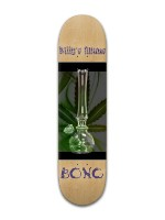 billy's mums bong Park Skateboard 8 x 31 3/4