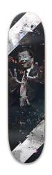 Neil Degrasse Tyson Park Skateboard 7.88 x 31.495
