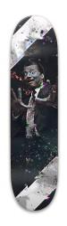 Neil Degrasse Tyson Abstract Park Skateboard 7.88 x 31.495
