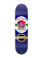 McDade's Hooligans Park Skateboard 8 x 31 3/4
