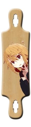 anime longboard girl B52 Complete Longboard