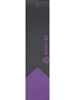 Boosted board purple Custom longboard griptape