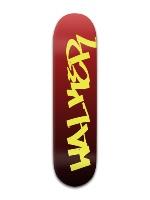 Master peace Banger Park Skateboard 8 x 31 3/4
