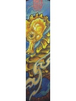 Boosted board seahorse Custom longboard griptape