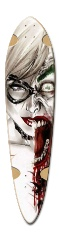 Harley and joker Dart Complete Skateboard Deck v2