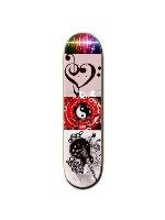 Unity In Music Banger Park Skateboard 8 1/4  x 32