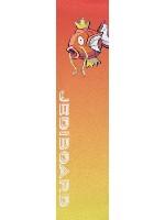 Jediboard design 1:magikarp Custom longboard griptape