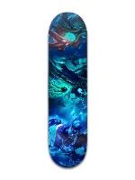 Mishunia Banger Park Complete Skateboard 7 7/8 x 31 5/8