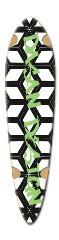 Dasan Design Dart Skateboard Deck v2