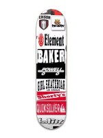 TRUE SPONSORS Banger Park Skateboard 8 x 31 3/4