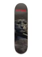 Angry Catt Banger Park Skateboard 8.5 x 32 1/8