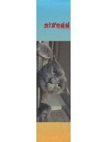 Angry Catt Custom longboard griptape