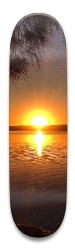 Sunset Park Skateboard 8.5 x 32.463